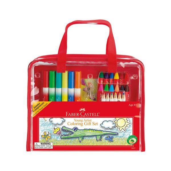 Young Artists Coloring Gift Set