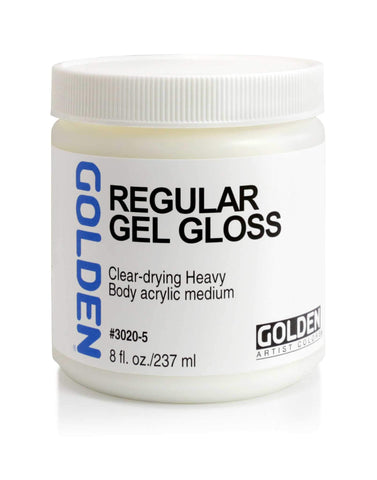 Golden Regular Gel Gloss