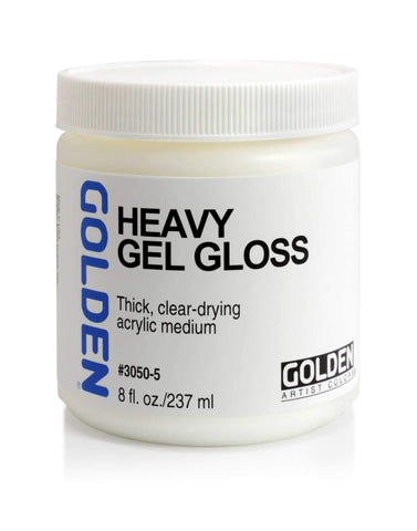 Golden Heavy Gel Gloss