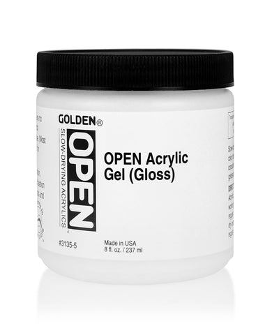 Golden Open Gel Gloss