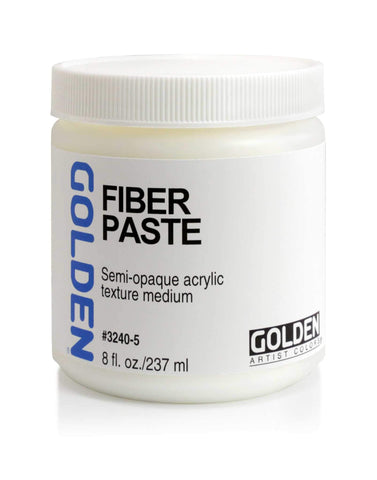 Golden Fiber Paste - 8oz Jar