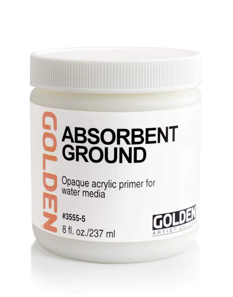Golden Absorbent Ground - 8oz Jar