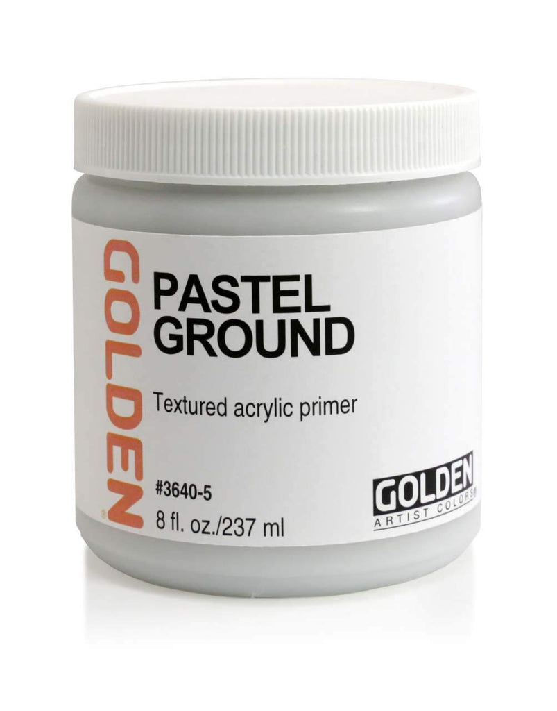 Golden Pastel Ground - 8oz Jar