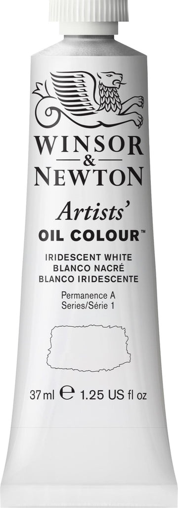 Winsor & Newton Artists' Oil Colour - 37ml Tubes