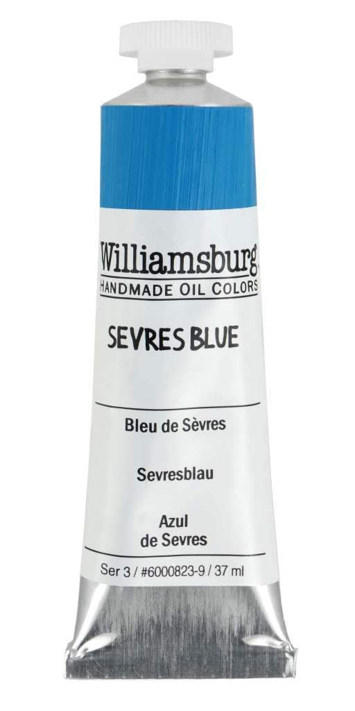 Williamsburg Handmade Oil Colors - 37ml Tubes
