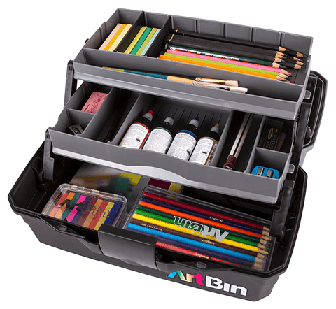 Artbin 2-Tray Sketch Box