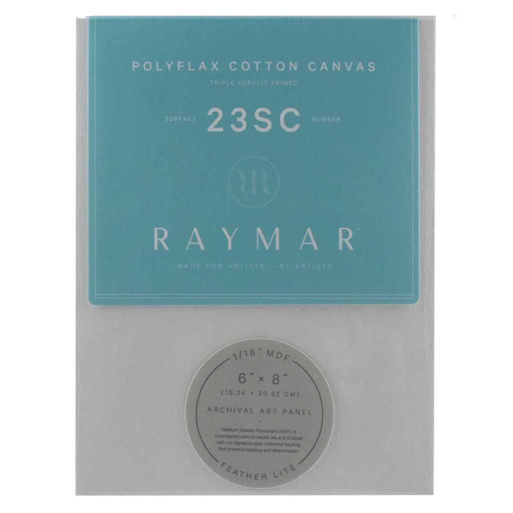 Raymar Smooth Cotton Featherlite Panels