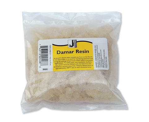 Damar Resin - 8oz