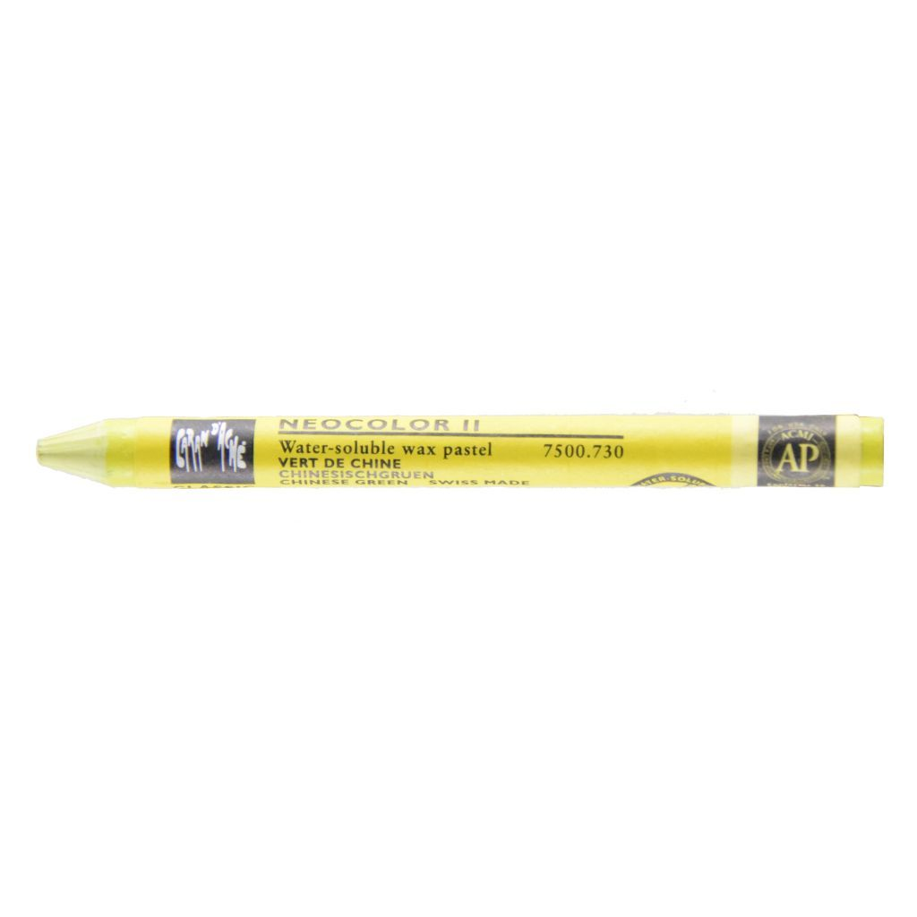 taille 40 7380f c6774 Neocolor II Watercolor Crayons - White