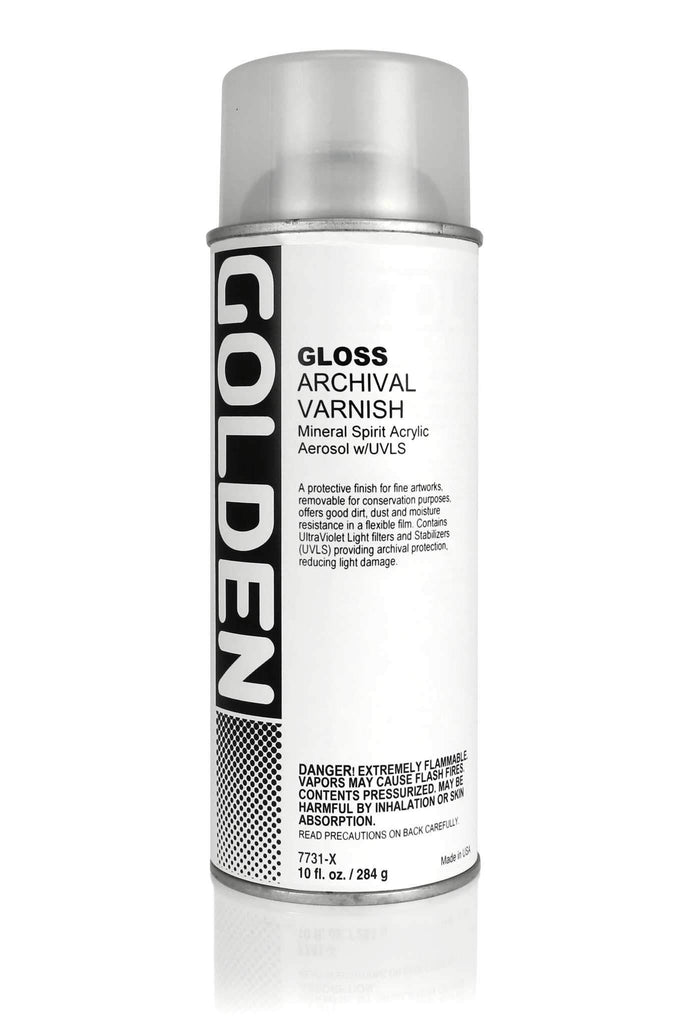 Golden MSA Archival Spray Varnish