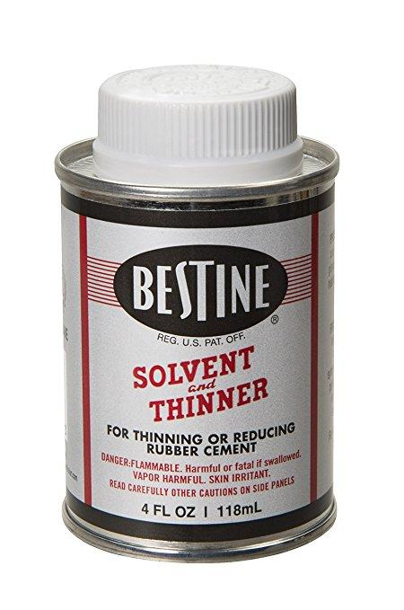 Bestine Rubber Cement Thinner