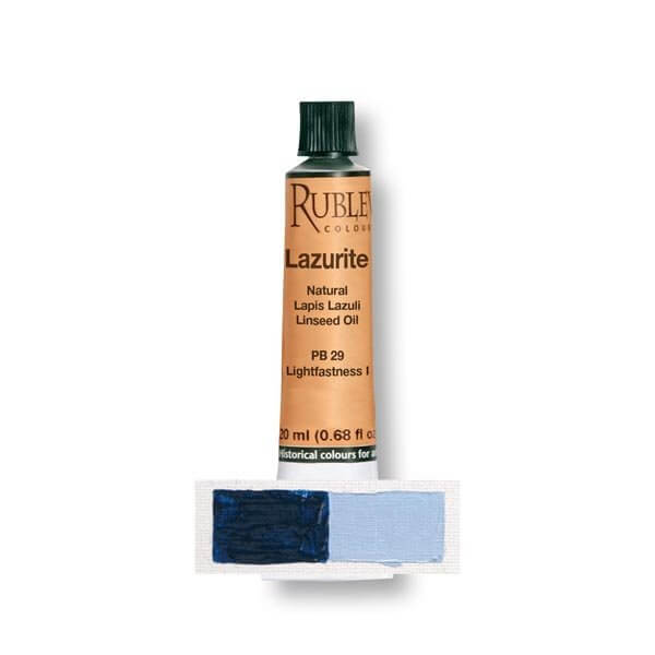 Rublev Artists' Oil Colours - 50ml Tubes