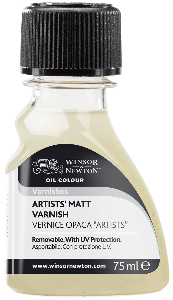 Winsor & Newton Artists' Matte Varnish