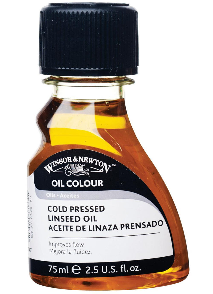 Winsor & Newton Cold Pressed Linseed Oil