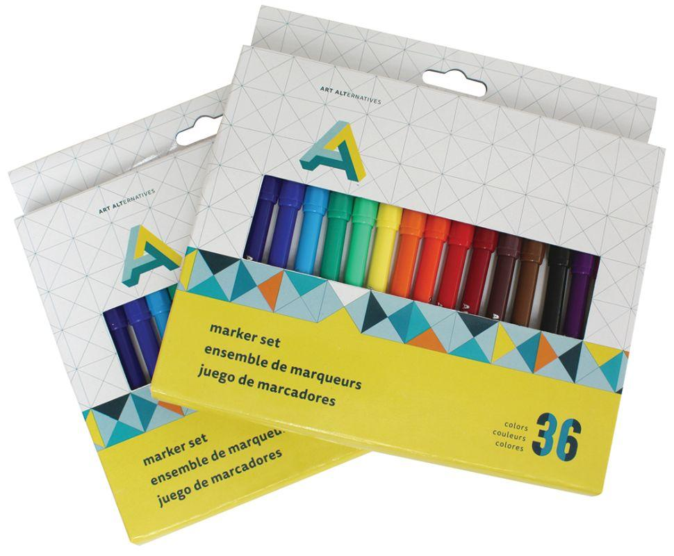 Art Alternatives Marker Sets