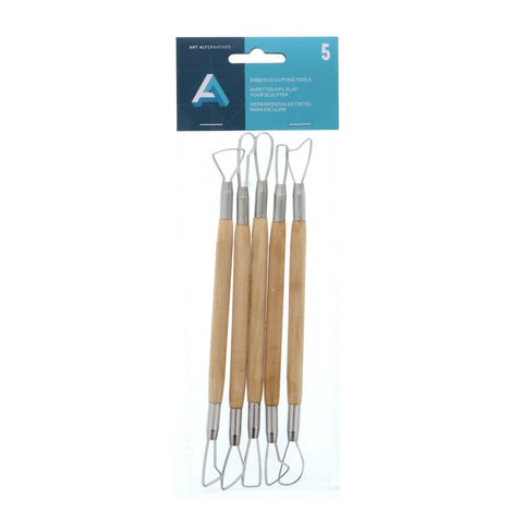 Art Alternatives Double Ended Ribbon Sculpting Tool Set