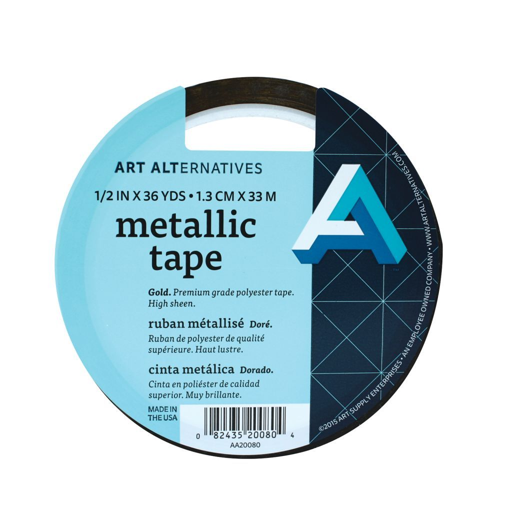 Art Alternatives Metallic Film Tape
