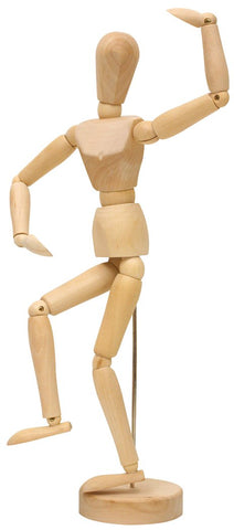 "12"" Drawing Manikin"