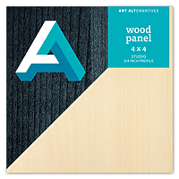 Art Alternatives Wood Panel - Studio