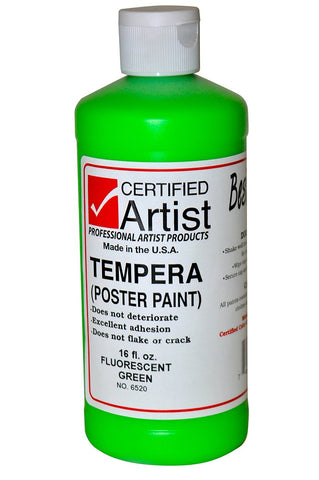 BesTemp Tempera Paint