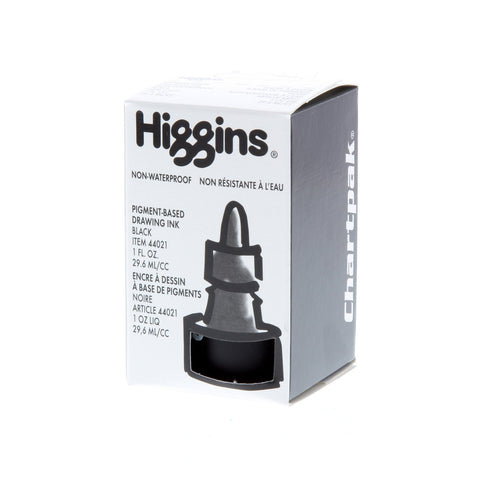 Higgins Non-Waterpoof Black Ink