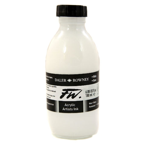 FW Acrylic Ink - 6oz Bottles