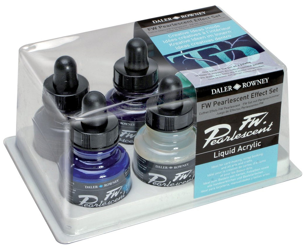 FW Acrylic Ink Sets