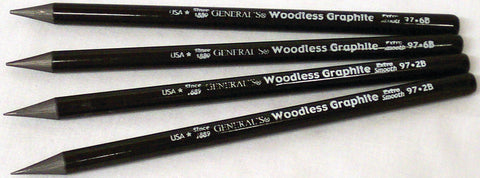 General's Woodless Graphite