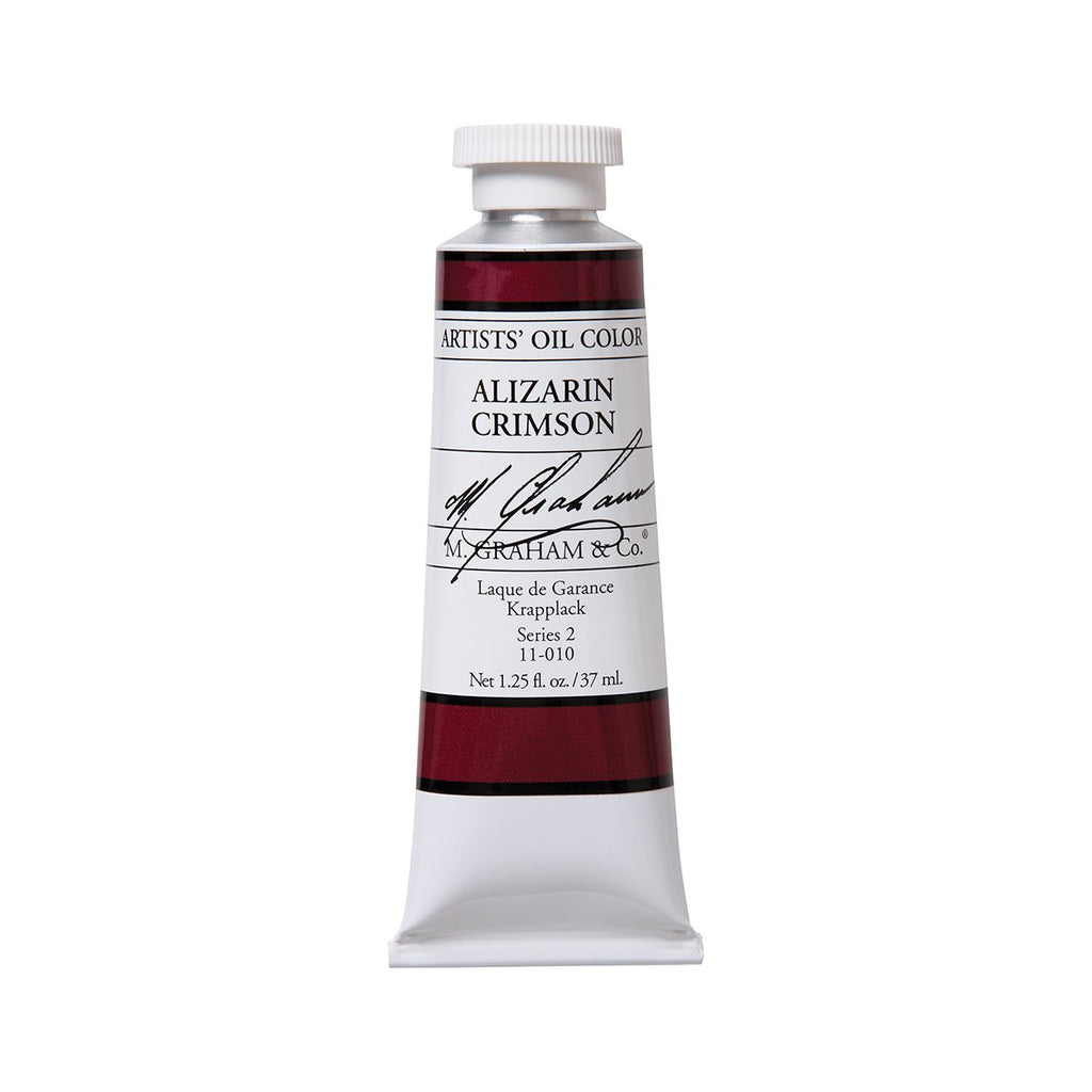 M. Graham Artists' Oil Color - 1.25oz Tubes