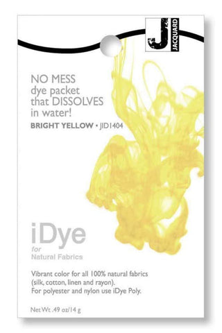 iDye Fabric Dye Packets