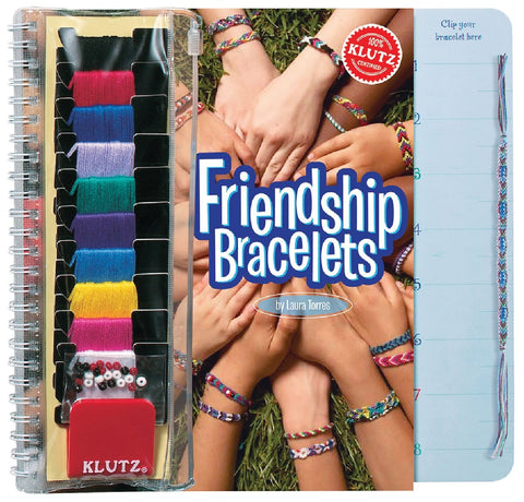 Friendship Bracelets Fun Kit