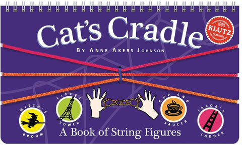 Cats Cradle Activity Book