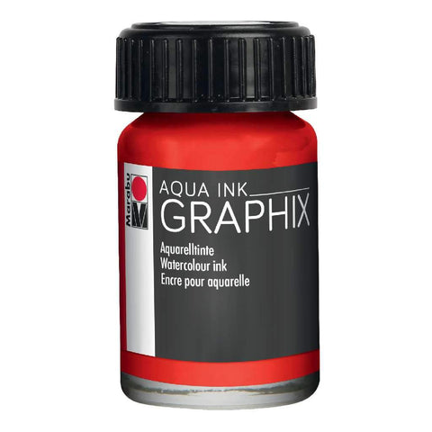 Graphix Aqua Ink - 15ml Jar