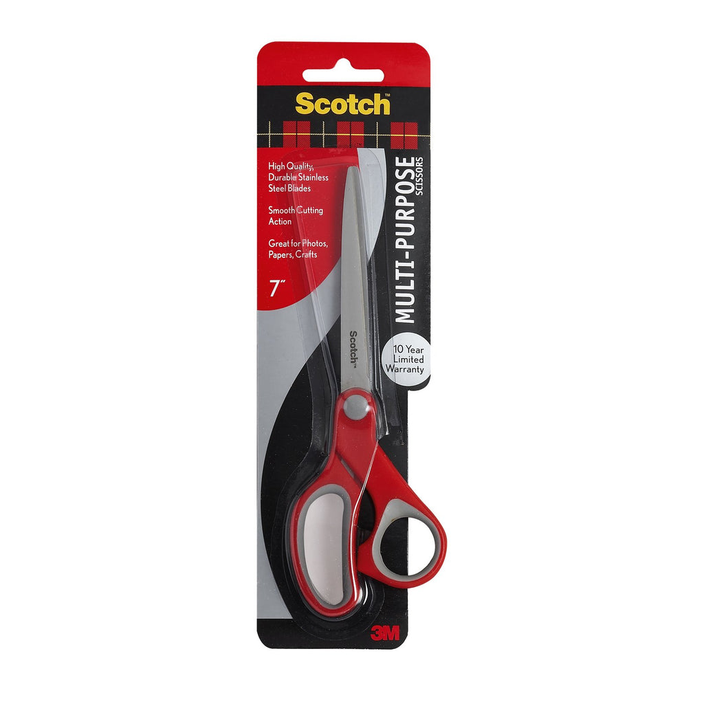 "3M Multi Purpose 7"" Scissors"