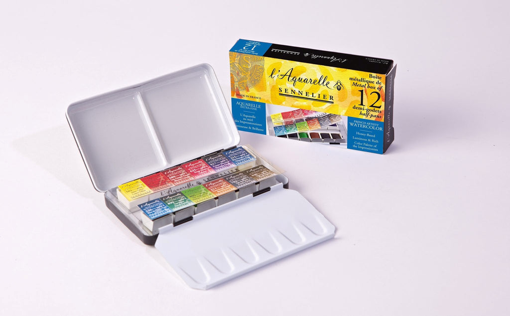 Sennelier Watercolor Pocket Sets