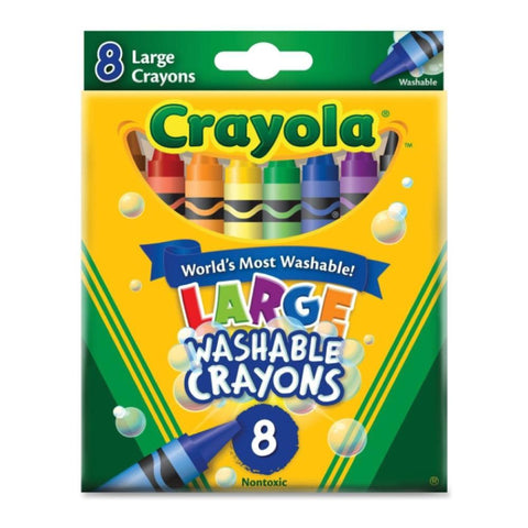 Crayola Large Washable Crayon Sets