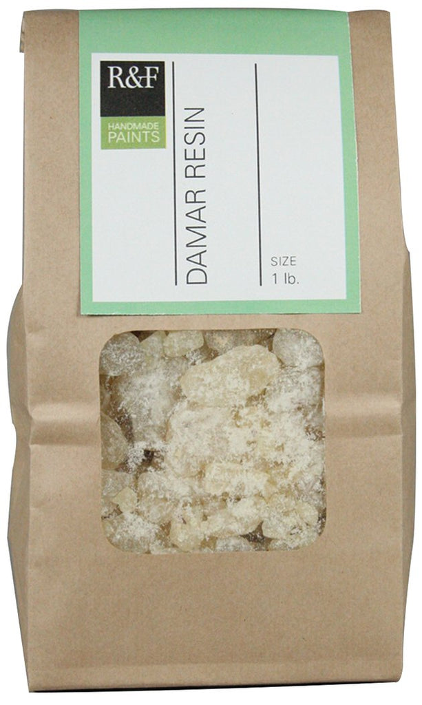 Damar Resin Crystals - 1lb Bag