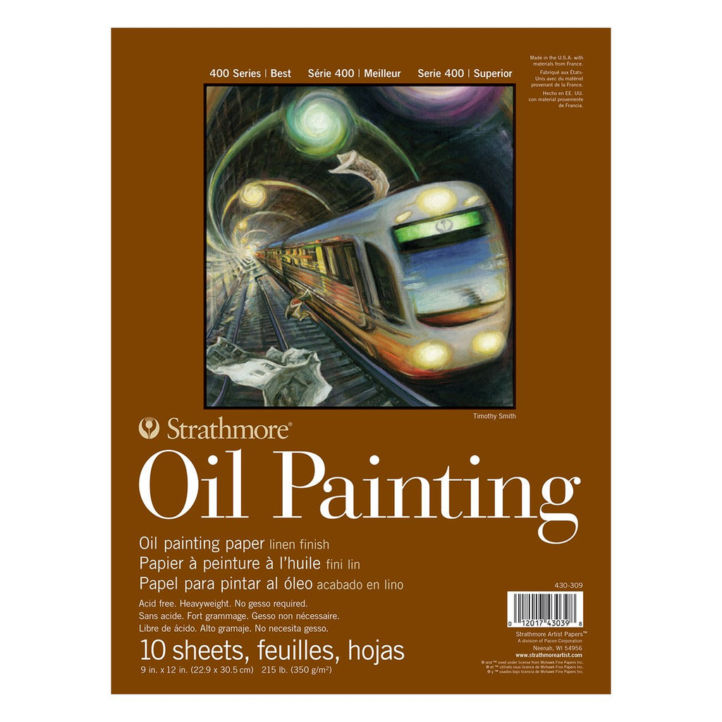 Strathmore Oil Painting Pads