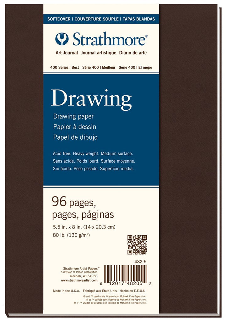 Strathmore Softcover Drawing Journals