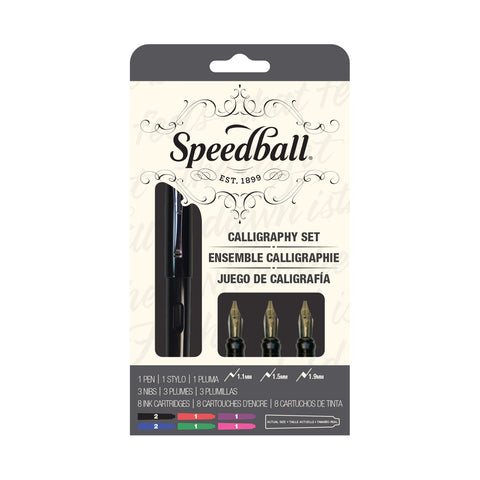 Calligraphy Fountain Pen set