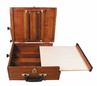 Sienna Plein Air All-in-One Pochade Box