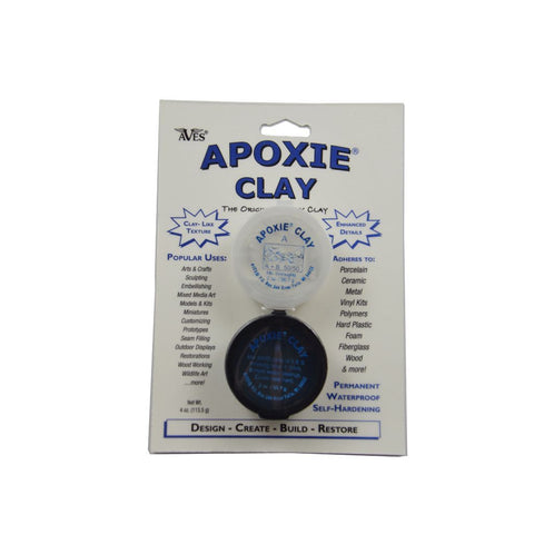 Aves Apoxie Clay