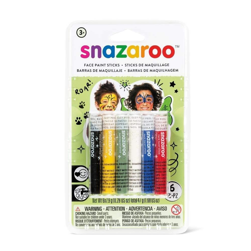 Snazaroo Face Painting Sticks Sets