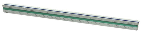 Aluminum Architectural Scale (Color)