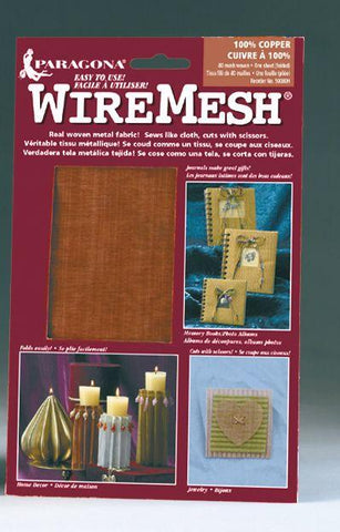 Amaco WireMesh Copper