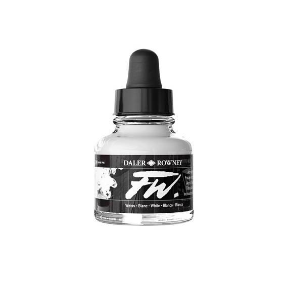 FW Acrylic Ink - 1oz Bottles