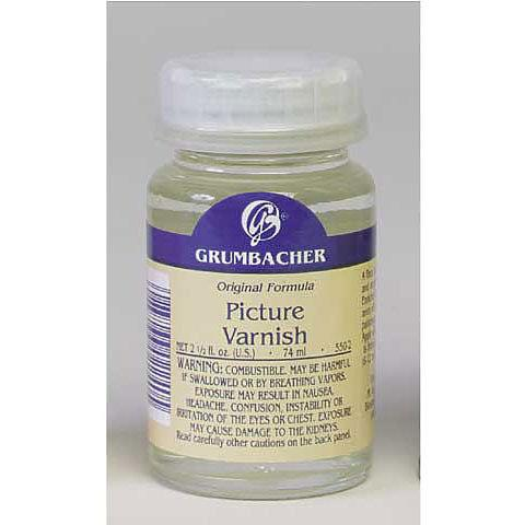 Picture Varnish - 2.5oz