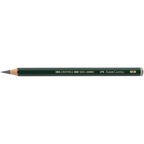 Faber Castell 9000 Jumbo Graphite Pencils