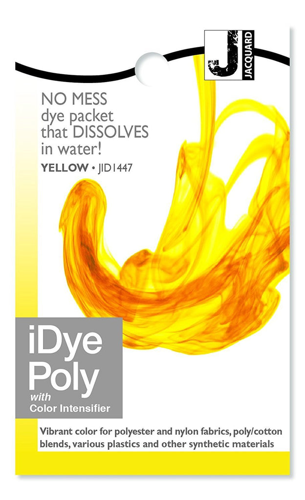 iDye Poly for Synthetic Fabrics