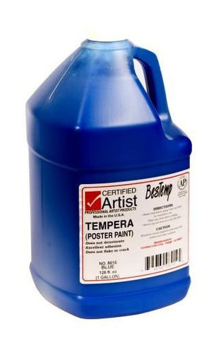 BesTemp Tempera Paint Gallon